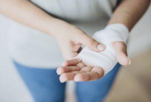 פציעות ידיים