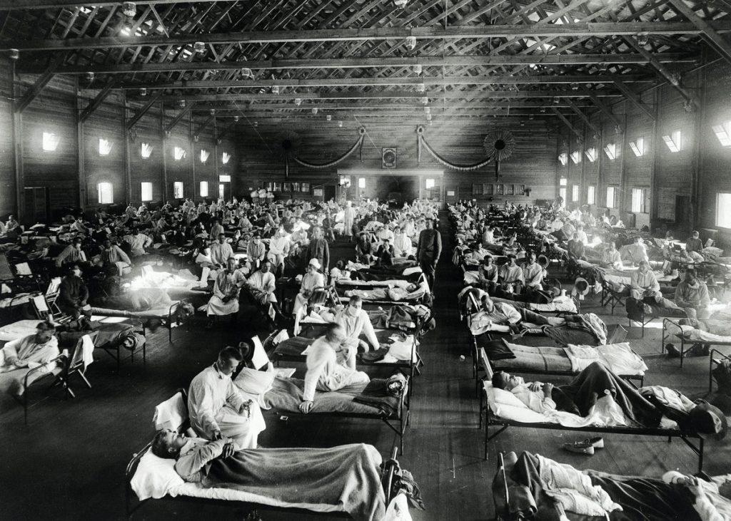 בית חולים חירום בקנזס