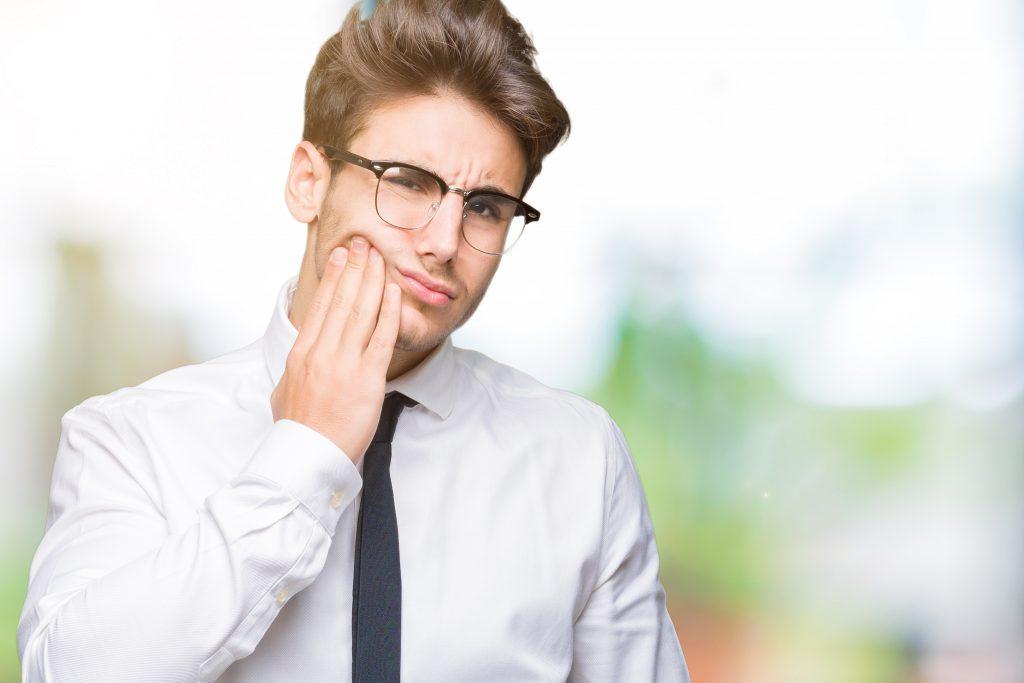 מתח נפשי משפיע על בריאות הפה