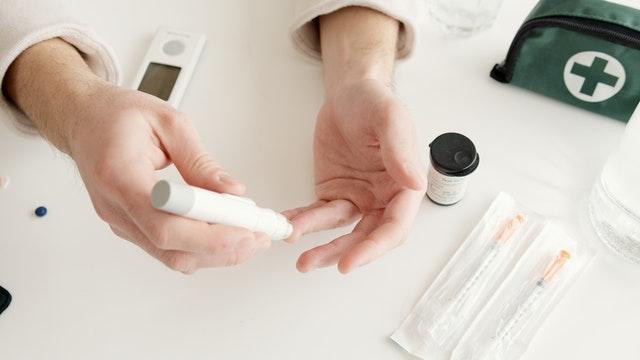 בדיקת סוכר