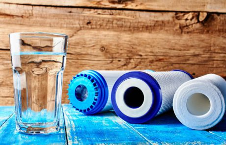 איך מערכת סינון מים עובדת?