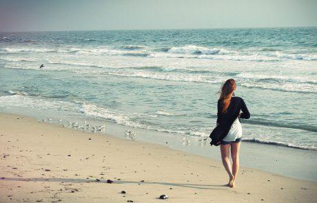 האם הליכה יציבה משפיעה על בריאות האישה?