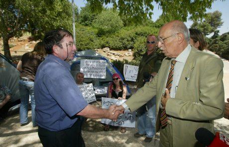 שר הבריאות לשעבר יעקב בן יזרי הלך לעולמו בגיל 91