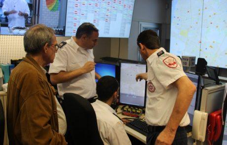 מד״א עומדת בקו הראשון של שירותי ההצלה והחירום