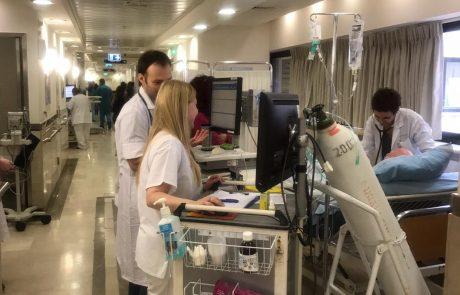 """""""רופאי בית החולים בנהריה על סף קריסה – 15 תורנויות בחודש לרופא"""""""