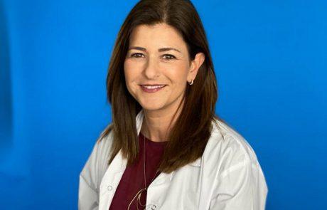 """מינוי חדש במכבי: ד""""ר אורלי גרינפלד מונתה לרופאה המחוזית במחוז המרכז"""