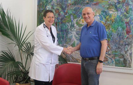 """ד""""ר עידית דוברצקי-מרי מונתה למנהלת מחלקת קרדיולוגיה במרכז הרפואי בני ציון"""