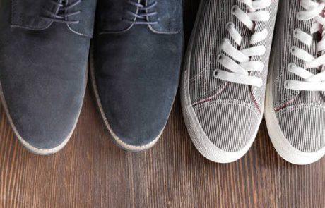 3 טיפים לבחירת נעלי נוחות