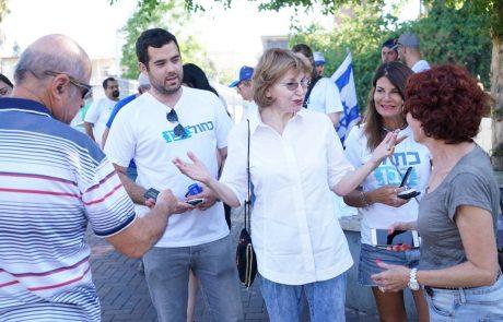 חברי כחול לבן במבצע בתי חולים ברחבי הארץ: המיליארדים שהולכים לבחירות יכלו להציל חיים