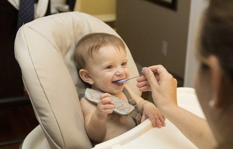 טעימות לתינוק – שלב 2: שילוב טעמים
