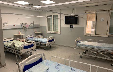 אחרי למעלה משנה: בית החולים האנגלי בנצרת סוגר את מחלקת הקורונה