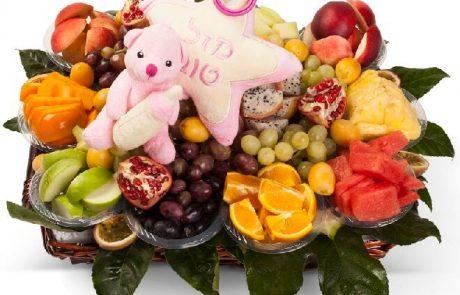 סלסלת פירות מעוצבת, מה חשוב לדעת לפני שמזמינים?