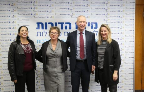 שיתוף פעולה ייחודי בין ג'ויינט ישראל למשרד הבינוי והשיכון