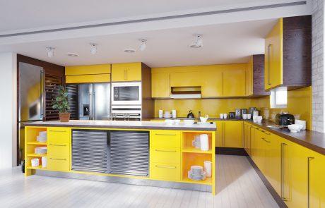דלתות פנים ומטבח לבית – דברים שיכולים לעזור לך לבחור מטבח