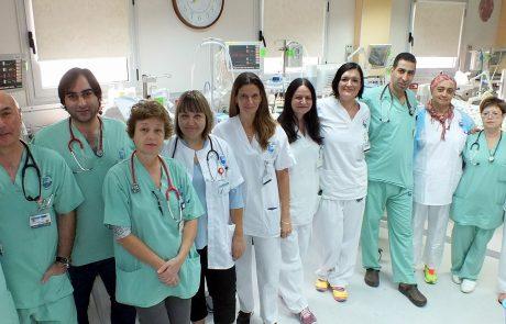 משרד הבריאות: פגיית המרכז הרפואי פדה – פגייה מצטיינת