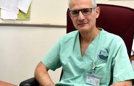 פרופ' עופר אמיר מהמרכז הרפואי פדה-פוריה נבחר לנשיא האיגוד הקרדיולוגי בישראל