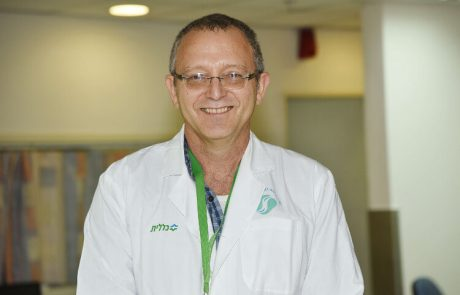 """פרופ' אילן שלף מנהל מערך הדימות בסורוקה,מונה ליו""""רהחוג לנוירו-רדיולוגיה באוניברסיטתבן גוריון."""