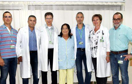 מטופלת דיאליזה קיבלה כליה חדשה  לאחר שהמתינה שבע שנים