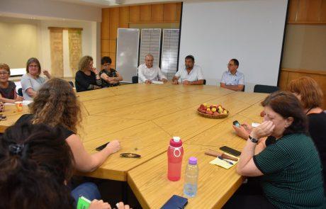 שיתוף פעולה לקידום שרותי הבריאות לתושבי הגולן