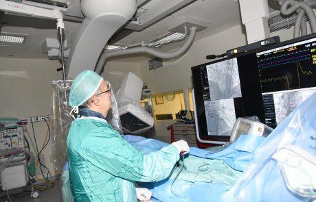הליך חדשני בגישה לא ניתוחית בוצע לראשונה במרכז הרפואי סורוקה