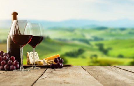 למה בריא לשתות יין