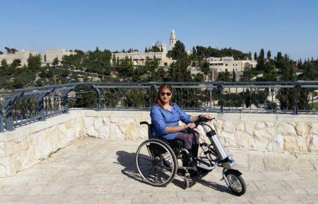 אופניים חשמליים? פיתוח חדש יאפשר גם לבעלי כיסאות גלגלים ליהנות מהשיגעון שמציף את רחובות ישראל