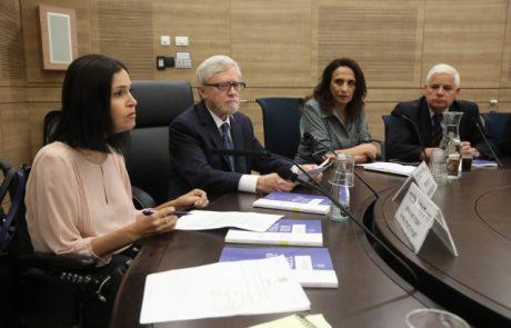 """יו""""ר הוועדה לביקורת המדינה ח""""כ אלהרר: """"הבירוקרטיה הורגת את הקשישים שלנו"""""""