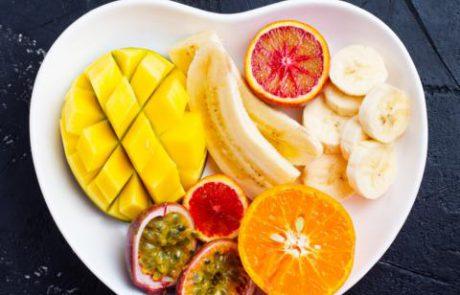 פירות קפואים – הקיץ הזה יהיה צונן במיוחד