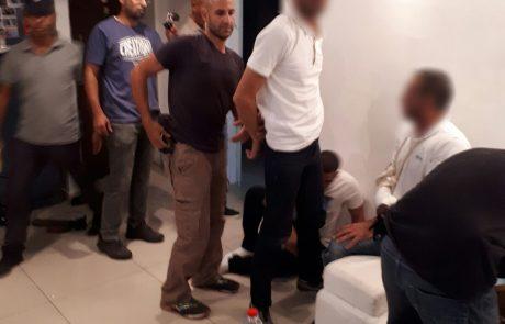 המשטרה עצרה את תוקפי המאבטחים באיכילוב