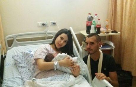 8,842,000 אזרחים בישראל – התינוקת הראשונה לשנת ה-71 נולדה בצפת