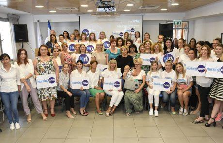 """""""מתחדשים"""": פרויקט עידוד וסיוע לאחיות עולות"""