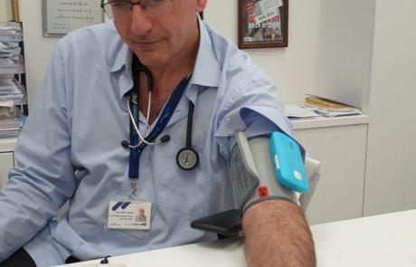 בלי לחץ: ניסוי חדש יבדוק בדיקת לחץ דם – בלי תוצאות