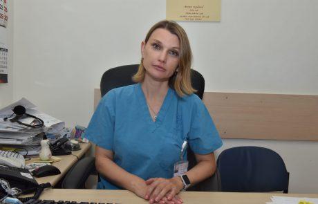 מנהלת חדשה ליחידה להפריה חוץ גופית במרכז הרפואי לגליל