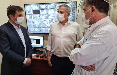 """שר הבריאות ח""""כ ניצן הורוביץ: """"בתי החולים, משרד הבריאות והאוצר – כולנו באותה סירה"""""""