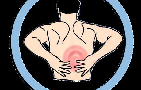 טיפול בכאבי גב תחתון