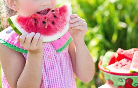 תזונה נכונה לילדים בחופש הגדול