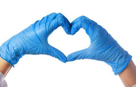 חשיבותן של כפפות סטריליות בעבודה עם פציינטים במרפאה
