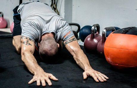 ציוד קרוספיט – אימון חזק למתאמנים חזקים
