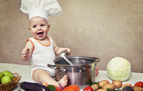 בחירת תזונה מיטבית לתינוקות