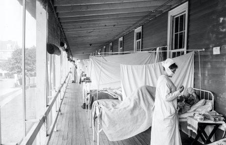 לפני החיסון: השפעת הספרדית – המגפה הקטלנית שנשכחה