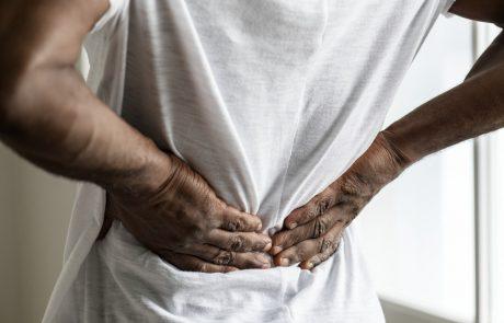 כיצד אפשר להקל על כאב גב תחתון