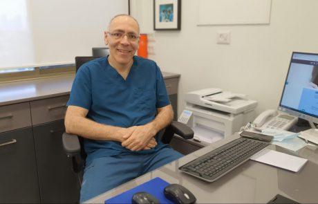 """המומחה שכדאי להכיר – ד""""ר שי דורי, כירורג פה ולסת"""