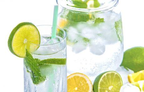 הקפדה על שתיית מים בחורף
