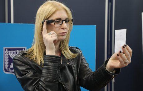 בחירות 2019: לראשונה, מאות עיוורים ולקויי ראיה הצביעו בכוחות עצמם