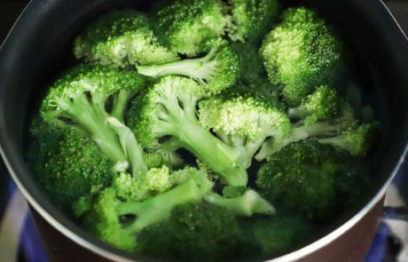 מחקר חדש מהאונ' העברית מצא: אכילת ברוקולי חשובה לבריאות