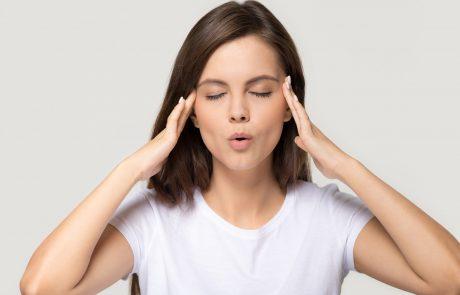 צאו מהלחץ: הידעתם? חרדה משפיעה לנו על עור הפנים