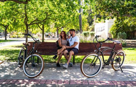 אופניים חשמליים לאנשים ירוקים