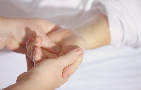 כאבים במפרק היד לאחר אימון