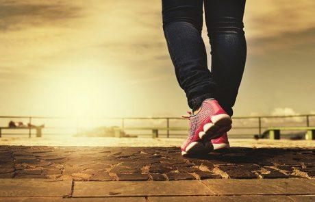 מדרסים לשמירת בריאות כפות הרגליים